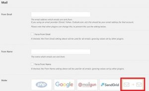 wp mail smtp ayarları nasıl olmalıdır?