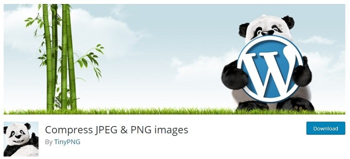 Compress JPEG & PNG