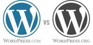 Yanlış Platformu Seçmek - WordPress.com - WordPress.org