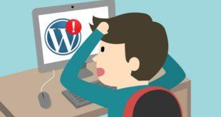 WordPress Hatası - Yapılan WordPress Hataları