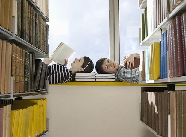 Kitap Okumak - Stres