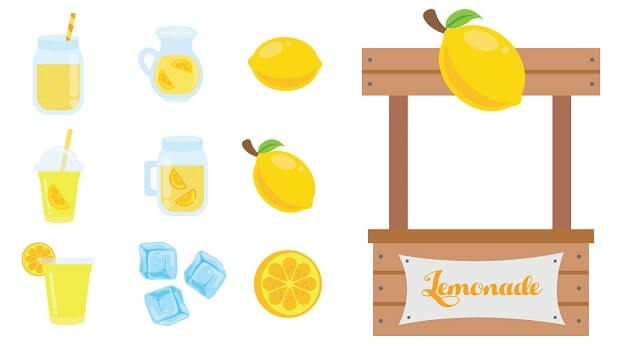 Limonata - Borsa - Stant