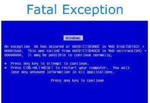Mavi Ekran Hataları