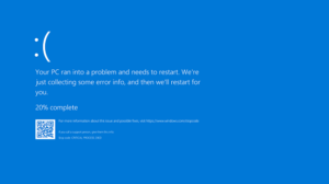 Windows Mavi Ekran Hatası (BSoD) - BSoD Nedir - Windows Mavi Ekran