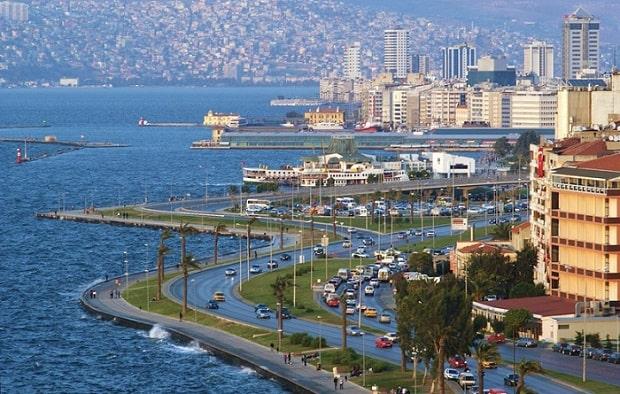İzmir Rehberi - İzmir - İzmir Gezilecek Yerler