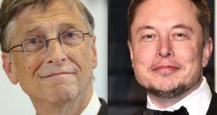 Bill Gates - Elon Musk - Kitap - Okumak