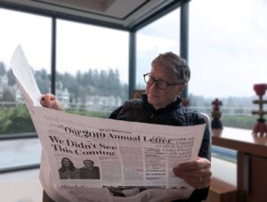 Bill Gates - Yardımsever - Hayırsever